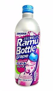 Foto Ramune grape soda 500ml