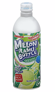 Foto Ramune melon soda 500ml