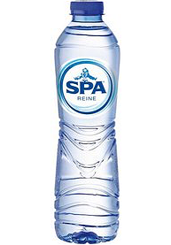 Foto Spa blauw 500ml